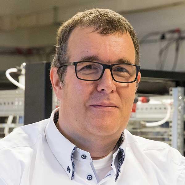 Ir. Harm Lok, Directeur Spectra Electronics.